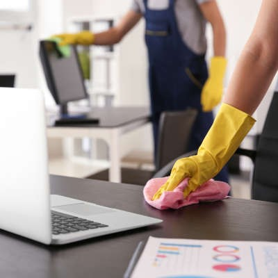 Tip of the Week: Making Sure Your Workstation is Sanitized